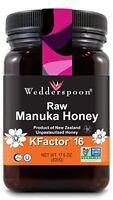 Wedderspoon Manuka Honey Kfactor 16 17.6oz