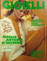 GIOIELLI N.10 1981
