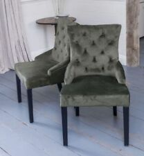 Dining Room Upholstered Chair 2 Chairs