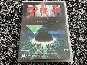 AKIRA (1988) AUS R4 DVD CULT CLASSIC ANIME KATSUHIRO OTOMO