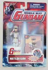 MOBILE SUIT GUNDAM MATILDA AJAN WITH EXCLUSIVE M.S. WAR GUNDAM GAME CARD