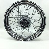 "NEW Genuine Harley 40 Spoke 16"" Front Wheel Rim 2000-2007 Heritage 43005-05"