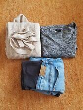Damen Schwangerschaftsmode Umstandskleidung Umstandsmode bekleidungspaket 38 m J