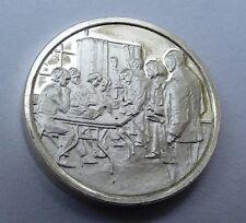 "Franklin Mint Sterling Silver Mini-Ingot: 1964 ""One Man, One Vote"""