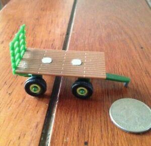 Ertl Farm Tractor Trailer 1966000