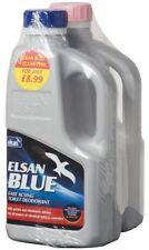 Elsan Blu e Rosa Bagno Fluid 1 LITRI Twinpack-BP01