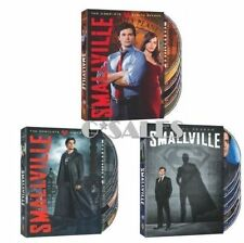 Smallville Complete 8th, 9th & 10th Season 8-10 (8 9 & 10) ~ NEW 18-DISC DVD SET