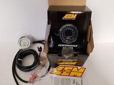 AEM 52MM Digital Electronic Boost / Vacuum Display Gauge Meter -30 to 35 PSI New