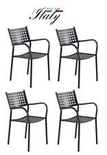 Sedie Giardino Ferro Offerte.Sedie Da Esterno In Ferro Acquisti Online Su Ebay