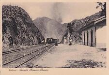 A6278) ERITREA, FERROVIA MASSAUA ASMARA.