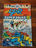 All-Star Comics #58, VG/FN 5.0, 1st Appearance Power Girl and Super Squad