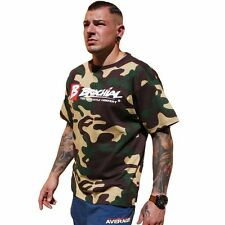 Brachial T-Shirt Sign Next Camo Bodybuilding Fitness