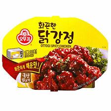 Spicy Chicken Korean Instant Food Sweet and Sour Chicken Dak Gangjeong