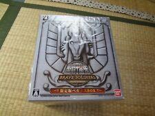 Saint Seiya Brave Soldiers PlayStation 3 PS3 Pegasus BOX mint