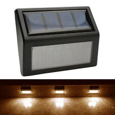Waterproof Solar Power 6LED Outdoor Home Garden Path Stair Decoration Light Lamp