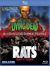 Hell of the Living Dead/Rats, Night of Terror (Blu-ray Disc, 2014)