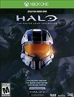 NEW Halo: The Master Chief Collection (Microsoft Xbox One, 2014)
