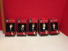 1 Direction 1D Lot Of 5 Mini Figures Hasbro Vivid Zayn Liam Niall