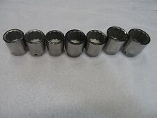 Craftsman 3/4 Drive, 12pt, Socket Set USA - 7 pcs (1 1/4 to 1 11/16)