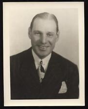 Vintage Samuels Portrait Photo Leo Durocher