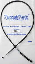 Pièces pyramide Câble d'embrayage fits: Honda CG125 Brésil 84-97