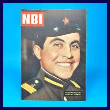 DDR NBI 19/1962 - 50. Geburtstag - Berlin Friedrichshain Prawda Island Der 1.Mai