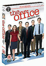 The Office - An American Workplace - Series 6 - Complete (DVD, 2012, 5-Disc Set)