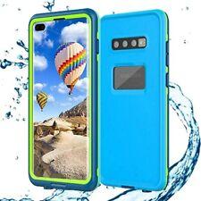 Samsung Galaxy S10 Waterproof Case Slim Premium Protection Anti Scratch Blue NEW