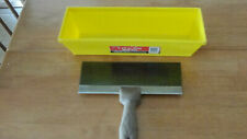 14 Drywall Mud Pan With 10 Taping Knife
