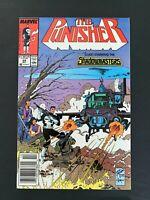 PUNISHER #24 (1987 SERIES) MARVEL COMICS 1989 VF/NM NEWSSTAND EDITION