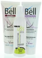 Hairliss Heat Protection + Hairbell Shampoo & Conditioner Like Hair Jazz