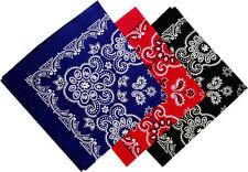Herren-Schals & -Tücher aus 100% Baumwolle mit Paisleymuster