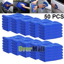 Bulk Lot Microfiber Cleaning Cloth Towel No-Scratch Rag Car Polishing Detailing