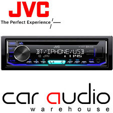 JVC KD-R961BT CD MP3 Bluetooth Aux In USB iPod iPhone Android Car Stereo Player