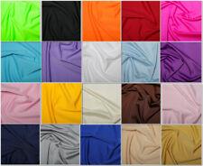 "NewExcellent Lycra Fabric 4 Way Stretch Spandex Material Dancewear,Swimwear 60"""