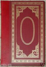 ALICE IN WONDERLAND ~ FRANKLIN PRESSED OXFORD LIBRARY LIMITED LEATHER GIFT EDN!