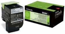 Lexmark 80C20K0 Noir Laser Cartouche de Toner