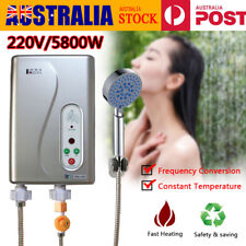 Electric Hot Water Heater-Portable Shower Camping Outdoor Instant Hot Heater AU