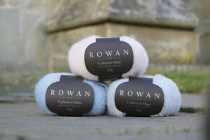 Rowan Cashmere Haze  -  25g balls - All Shades Available  *FREE UK POSTAGE*