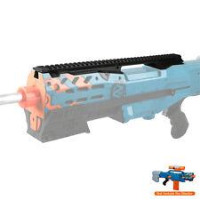 Worker MOD F10555 Top Rail Handle Black 3D Printing for Nerf LongShot Modify Toy