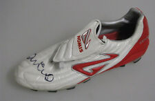 HARRY KEWELL Hand Signed Football Boot Liverpool #7 Left * Buy Authentic *
