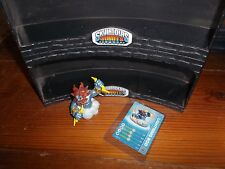 SKYLANDERS GIANTS * LIGHTNING ROD * STAT CARD * USED * BUY IT *LOOK*