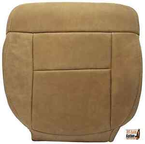 2004-2008 Ford F150 King Ranch Replacement Driver Side Bottom Leather Seat Cover