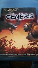 Darkage Genesis A Skirmish Miniatures Fame based on the Dark Images of Bromi