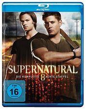 SUPERNATURAL, Staffel 8 (4 Blu-ray Discs) NEU+OVP