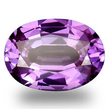15.04 CT. NOBLE OVAL FACET PURPLE SAPPHIRE 17.6 x 12.7 MM