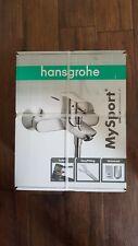 hansgrohe mysport bath filler shower mixer