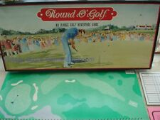 ROUND O GOLF GAME - 100% - 18 HOLE GOLF ADVENTURE GAME - GOLF GAME - GOLF - FUN