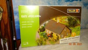Faller 232347 - Kate VLIELAND in Ovp - ungebaut