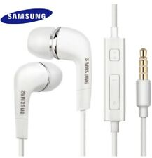 Samsung EHS64 Wired Headphones For Smartphones Color White